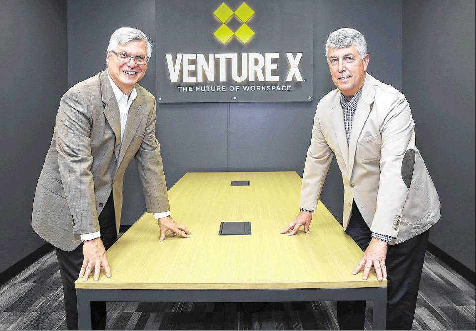 VentureX Featured in Palm Beach Post